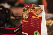 I will design, food menu, restaurant menu, price list 18 - kwork.com