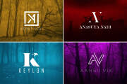 I will design five logos for any brand or personal use 7 - kwork.com