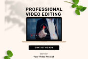 I will do professional video editing for high rank your business 6 - kwork.com