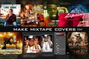 I will design mixtape cover or album cover 7 - kwork.com