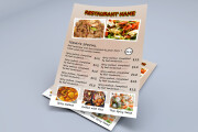 I will design flyers for your business, event, and party 13 - kwork.com