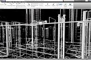 BIM engineering systems modeling in Autodesk Revit 13 - kwork.com