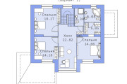 I create business cards, logos, and draw house plans 4 - kwork.com