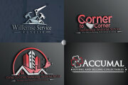 I will design and redisgn minimalist and versatile professional logo 11 - kwork.com