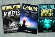 I will design professional book cover or ebook cover 5 - kwork.com