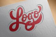 Unique logo, high-quality and fast 4 - kwork.com