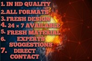 I will design World Class logo for your business or youtube Channel 6 - kwork.com
