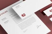 I will design brand logo and complete corporate brand identity 5 - kwork.com