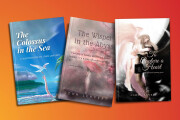 I will design book cover, ebook cover, kdp and kindle cover 9 - kwork.com