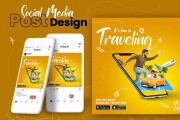 Professional a creative banner for Instagram and Facebook ads 5 - kwork.com