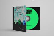 Cover for music album 11 - kwork.com