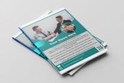 I will design a professional flyer or brochure 5 - kwork.com
