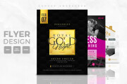 I will design a unique flyer for your business 14 - kwork.com