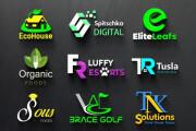 I will do unique, creative and modern business logo design 4 - kwork.com