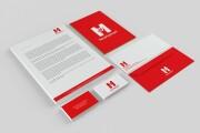 I Will Design Unique Corporate Identity For Your Company 4 - kwork.com
