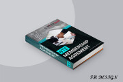 I will do all kind of professional and creative book cover design 13 - kwork.com