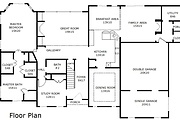 I Will Redraw A Floor Plan In Autocad 4 - kwork.com