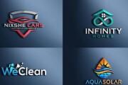 Do professional business logo Design, Modern, Minimalist in 12 hrs 13 - kwork.com
