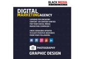 I will Create Social Media Poster 4 - kwork.com
