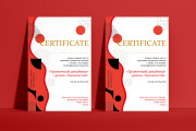 Gift certificate with pre-press 4 - kwork.com
