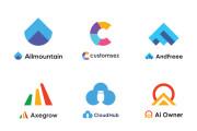 I will design a modern minimalist logo 6 - kwork.com