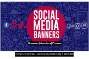 I will do professional social media design within 2 hours 4 - kwork.com