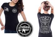 I Will Create Unique T-shirt Design 11 - kwork.com