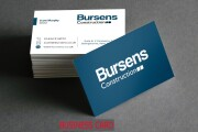 I will make design a beautiful and unique business card and logo 6 - kwork.com