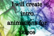 I will create logo animations video of any style 5 - kwork.com