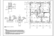 Designing drawings in AutoCAD, Compass-3D 4 - kwork.com