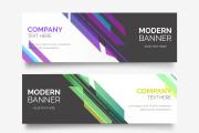 Business banners online 6 - kwork.com
