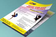 I will create a beautiful flyer 10 - kwork.com