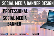 I will do professional social media design within 2 hours 6 - kwork.com