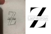 Sketch drawing to vector logo 5 - kwork.com