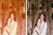 I will restore old photos and color them 8 - kwork.com