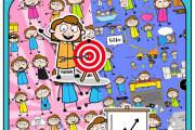 8,000+ Cartoon Character Vectors 7 - kwork.com