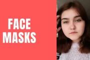 Instagram mask 5 - kwork.com