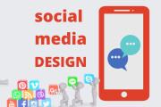 I will design YouTube, Instagram and any other social media HQ design 8 - kwork.com