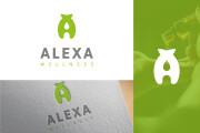 I will create a premium quality modern flat minimalist logo design 9 - kwork.com