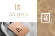 I will create a premium quality modern flat minimalist logo design 10 - kwork.com