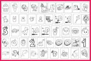 I will give you 4000+ coloring pages and kdp interior for kids 16 - kwork.com