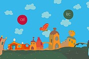 Banner for children's or educational web pages 9 - kwork.com