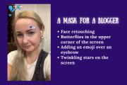 Filter or Mask For Instagram 6 - kwork.com