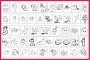 I will give you 4000+ coloring pages and kdp interior for kids 15 - kwork.com