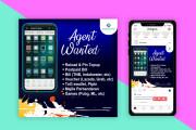 I will design social media posts and ads 4 - kwork.com
