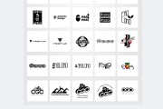 I will think over and create a logo for you 4 - kwork.com