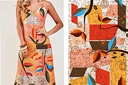 Creation of exclusive prints for fabrics in general 7 - kwork.com