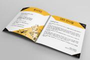 Brochure design 10 - kwork.com