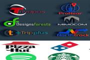 I will do unique impressive logo design for business 5 - kwork.com