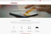 I will Design fully customize responsive web design for your website 13 - kwork.com